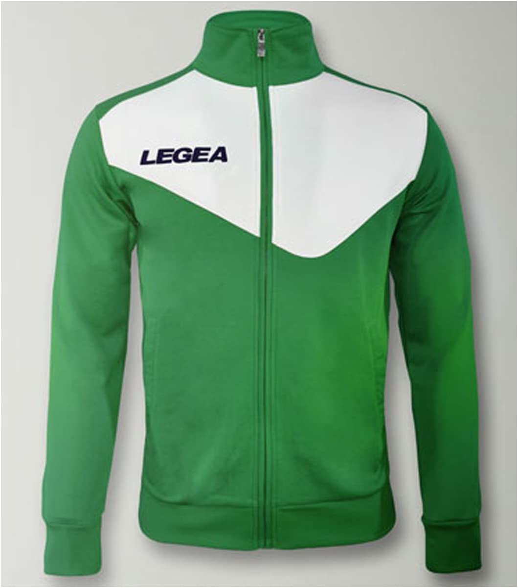 LEGEA Mexico Long Sleeve Sports Running Football Jogging Pegashop Jacket