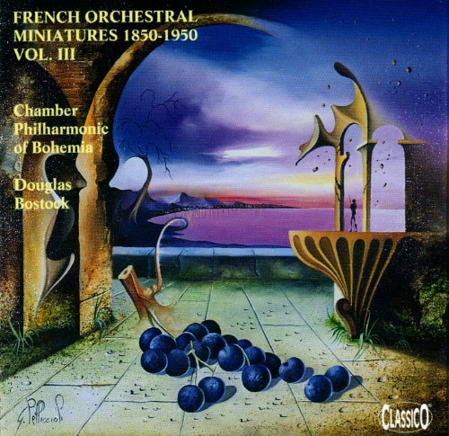 French Orchestral Miniatures, Vol. 3: 1850-1950