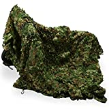 Camo Net Blinds Desert Camo Net,Hide Army Military Jungle Camouflage Netting For Sunshade Camping Shooting Hunting CS Game 3 x 5m