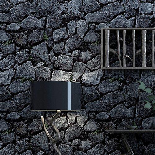 Blooming wall faux 3d stone brick wallpaper wall paper for 3d brick wallpaper for walls