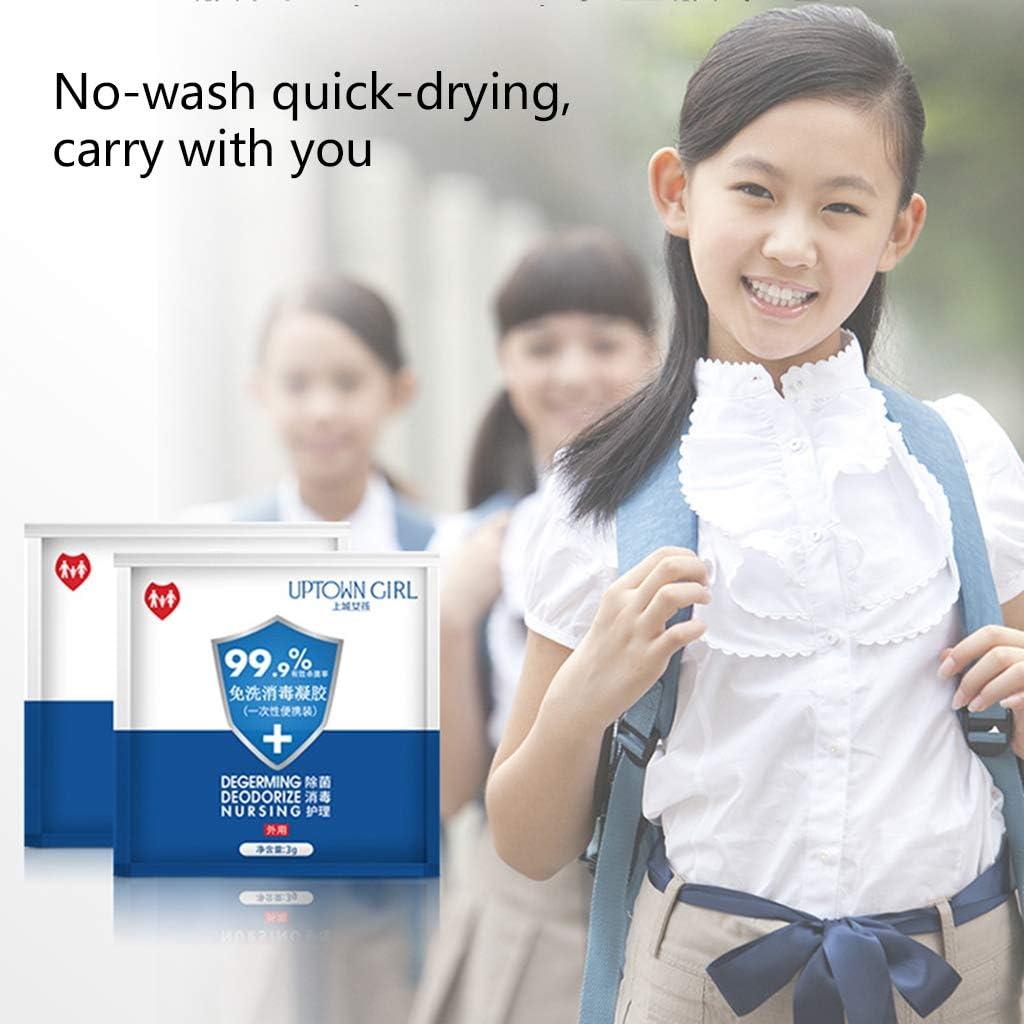 Aisumi Hand Gel Portable 50 Bag Disposable