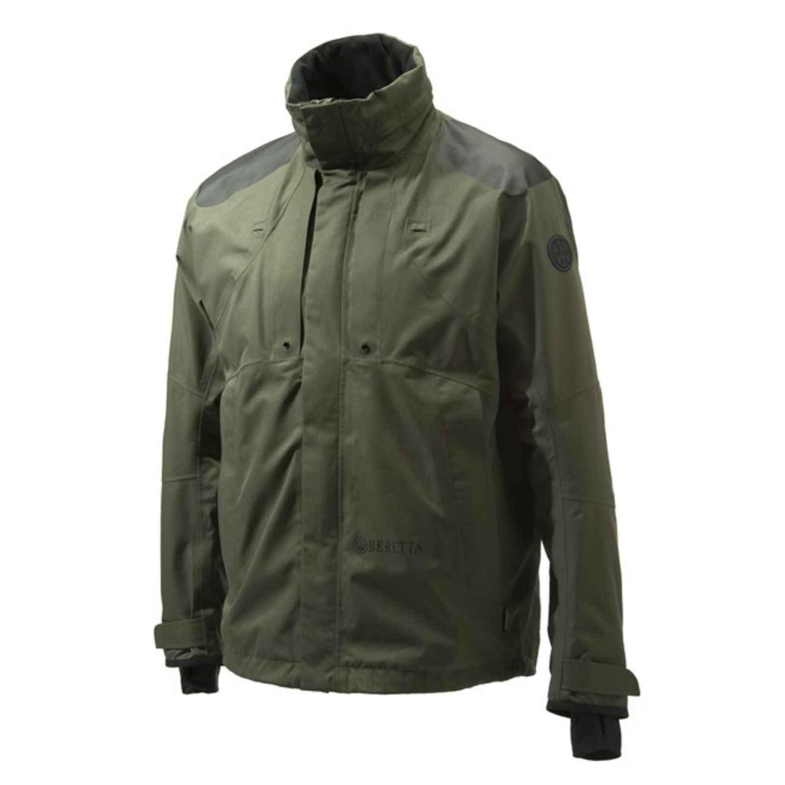 Beretta BEGU982T13950715XXXL Active Jacket, Green, 3X-Large