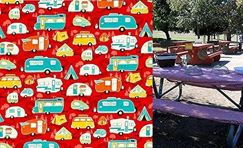 Amazon Com Custom Stay Put Reusable Fitted Tablecloth Super Cute