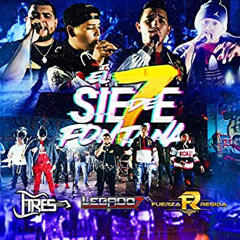 El 7 De Fontana by JTres on Amazon Music - Amazon com
