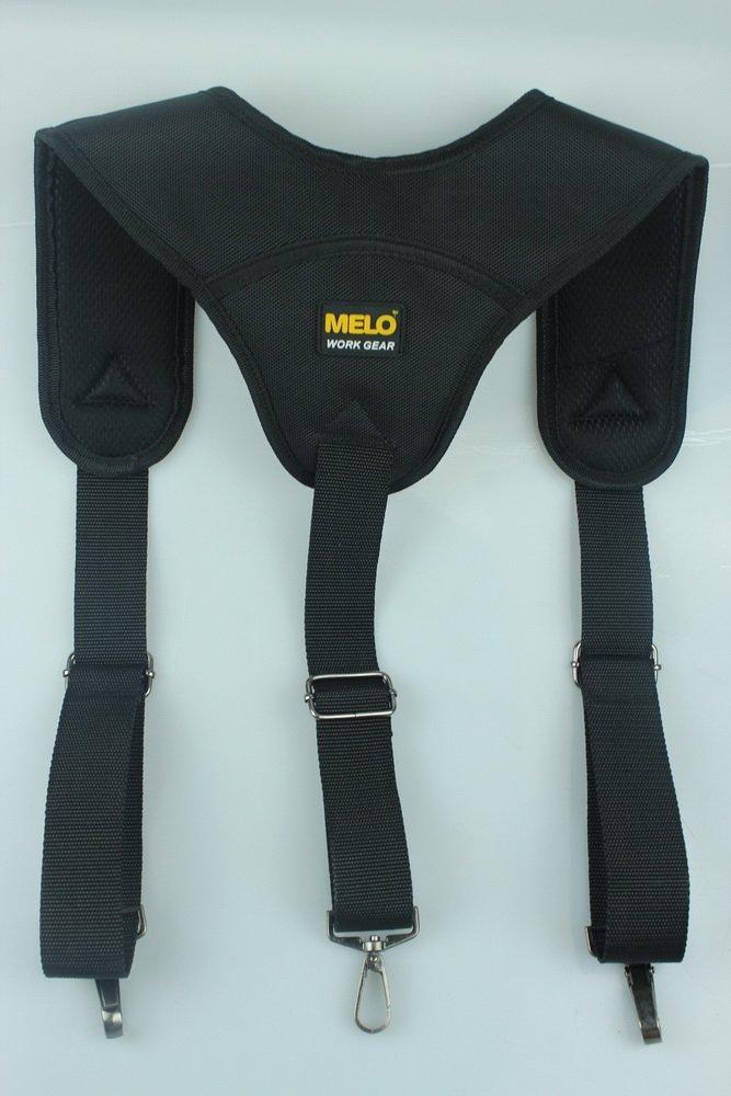 Tool Belt Suspender 3 point padder suspenders plus 3 pack suspender loop
