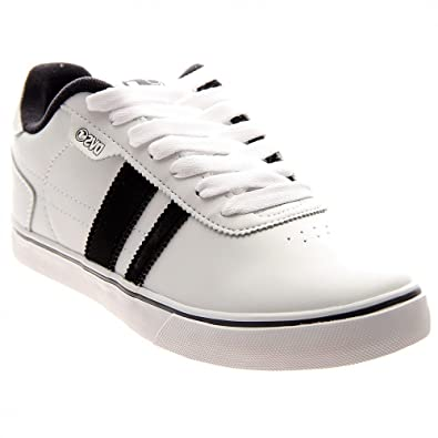DVS Milan 2 CT (41 (US 8), White Synthetic) DVS