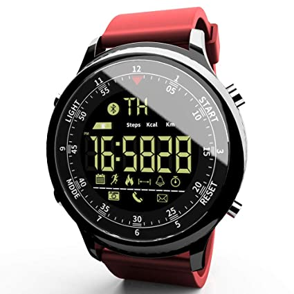 LOKMAT Sports Digital Smart Watch Women Men Waterproof Bluetooth Smart Wrist Watch, Smartwatch with Walking Calories,Remote Camera, Call/SNS/SMS ...