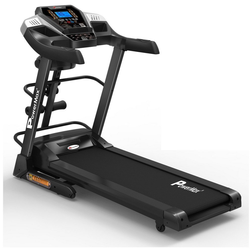 Powermax Fitness TDA-240M Motorized Multifunction Treadmill with Auto Inclination and Auto Lubrication