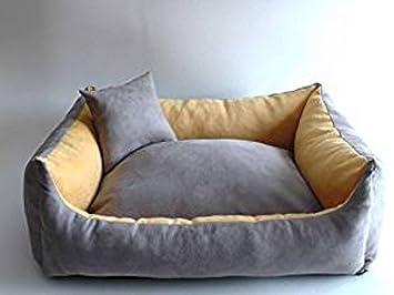 Cama para perros + Perros Cojín perro Sofá para perros Animales cama, distintos tamaños y