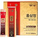 CheongJeongInsam [Korean Red Ginseng Extract Stick] 100% Korean Red Ginseng - Individually Packaged -30 Packs