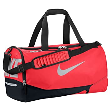 505a9ad3196b Nike Max Air Vapor Duffel Bag – Man multi-coloured Naranja Negro Plata