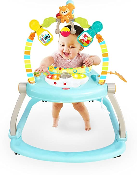 Baby Walker Multifunción Niño Anti-rollover Bebé De Un Solo ...