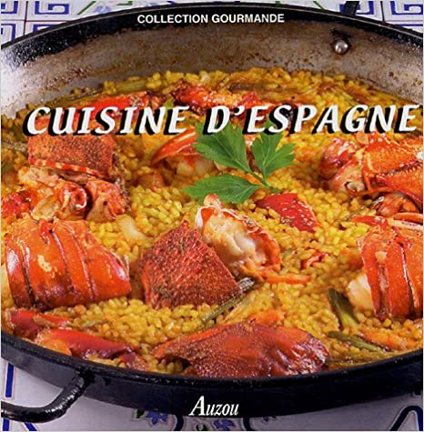 Livres Cuisine d'Espagne pdf ebook