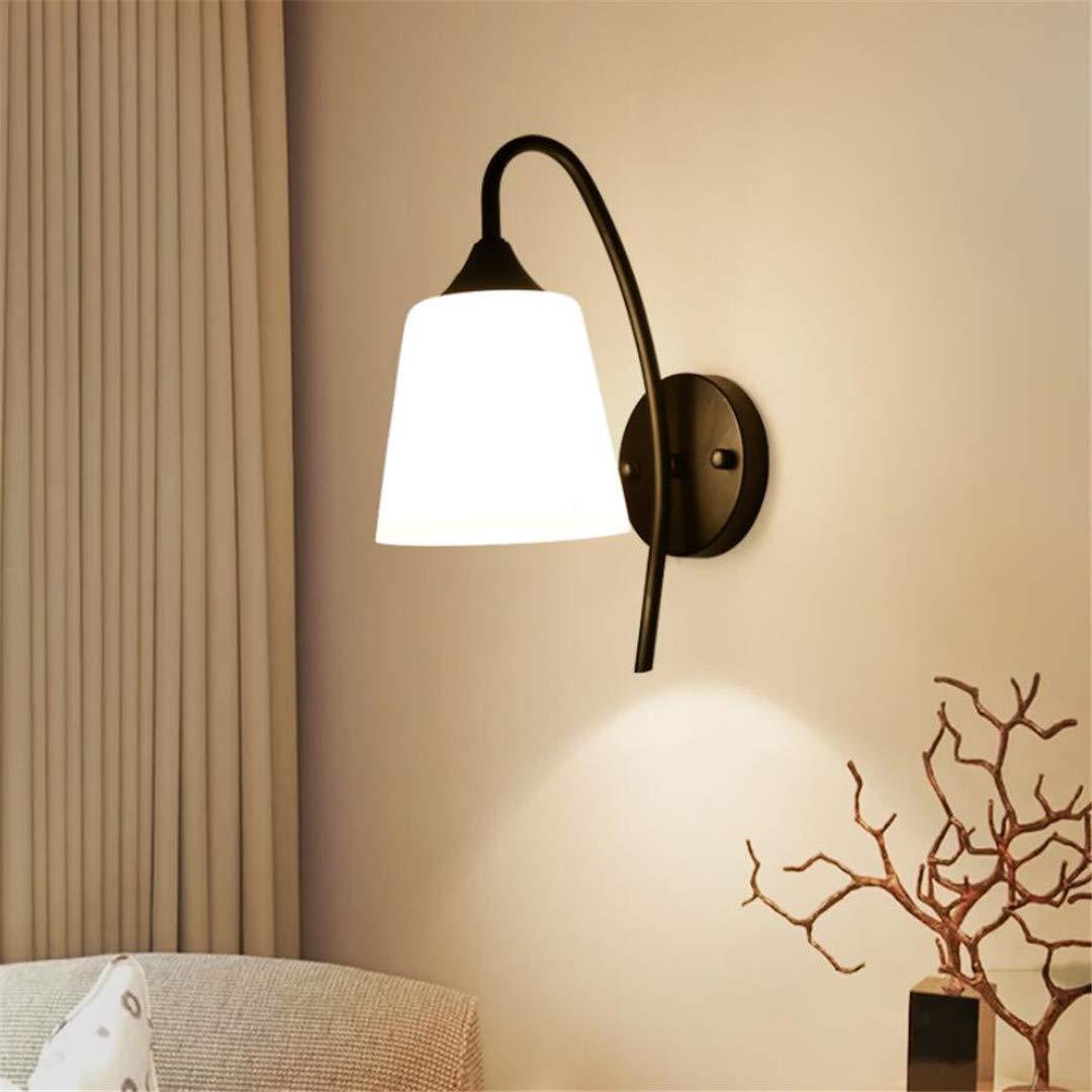 L-C Deckenleuchte American Minimalist Wandleuchte Wohnzimmer Wandleuchte Schlafzimmer Kreative Nachttischlampe Moderne Korridor Gang Treppen Wandleuchte