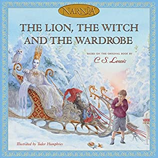book cover of The Lion, the Witch and the Wardrobe