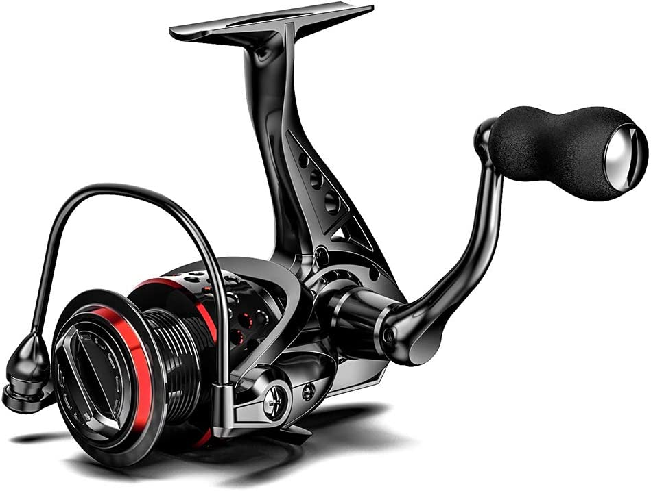 Ashconfish Spinning Reel