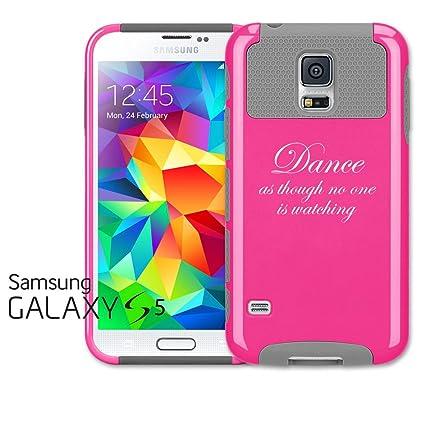 Amazon.com: Samsung Galaxy S5 Carcasa Impacto duro ...