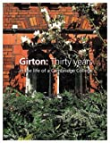 Front cover for the book Girton: Thirty Years in the Life of a Cambridge College by Val Horsler