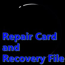 Repair Card and Recovery File