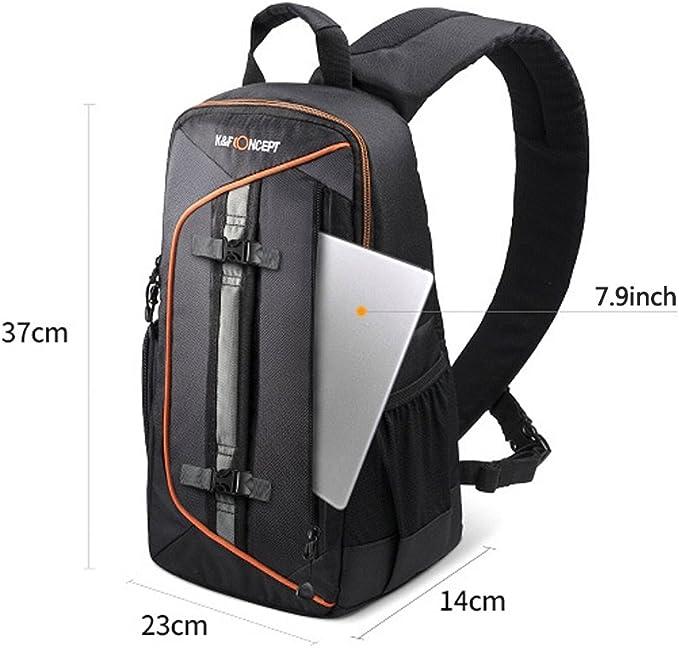 K F Concept Dslr Kameratasche Rucksack Tasche Kamera