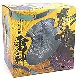 Naruto Shippuden Uzumaki Naruto Fujin / Uchiha Sasuke Raijin PVC Figure Collectible Model Toy 16.5-18cm (2)