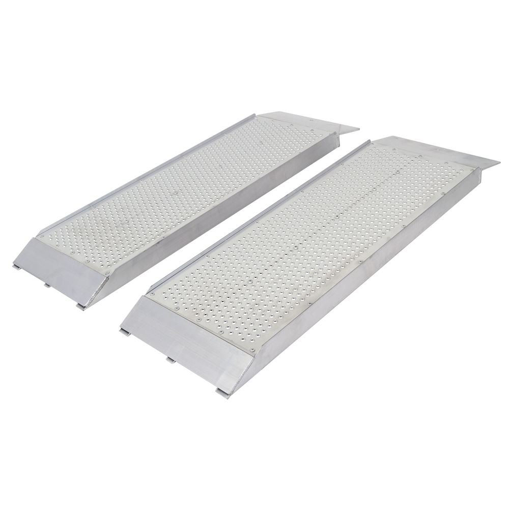 Guardian Industrial Products S-368-1500-P Shed Ramps with Punch Plate Surface-8' Wide, 3' Long Discount Ramps Guardian Industrial Products S-368-1500-P Shed Ramps with Punch Plate Surface-8 Wide
