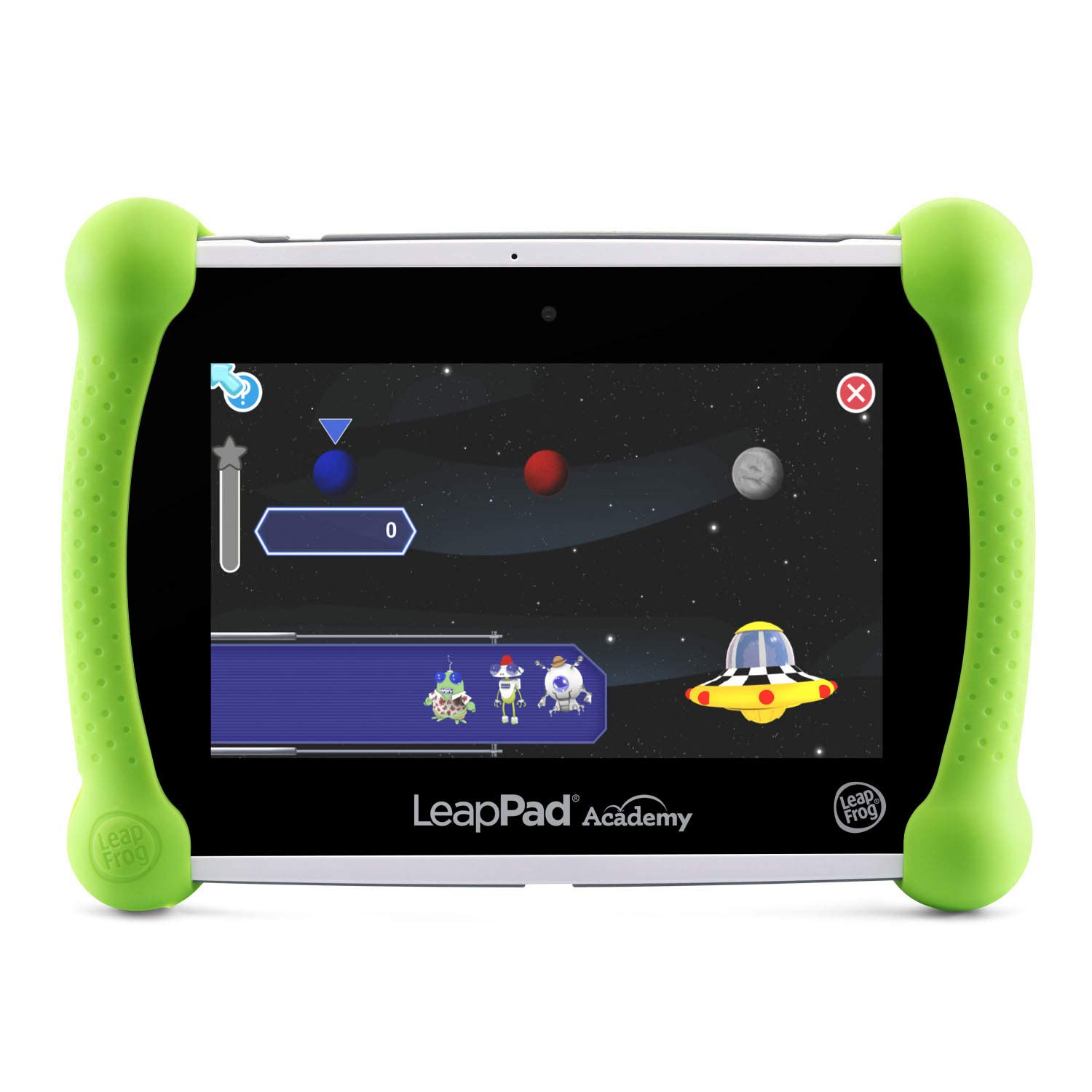 LeapFrog LeapPad Academy Kids' Learning Tablet, Green by LeapFrog (Image #11)