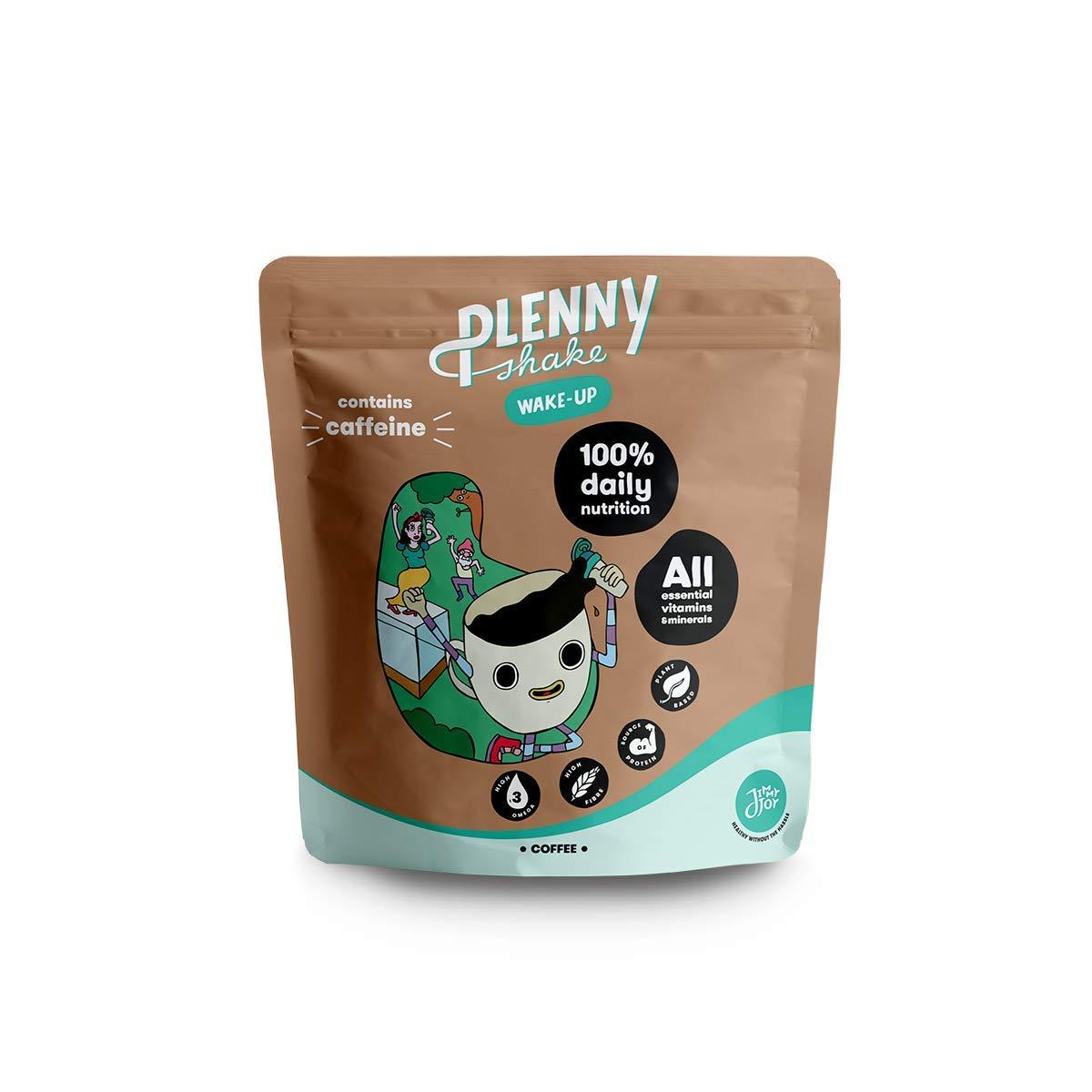 Batido Saciante Plenny Shake, 5 Comidas Jimmy Joy (Chocolate ...