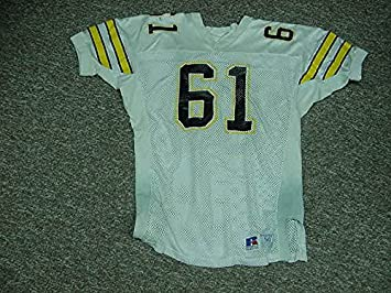 quality design 6182b 2262b Player #61 Appalachian State Mountaineers 1990's Game Worn ...