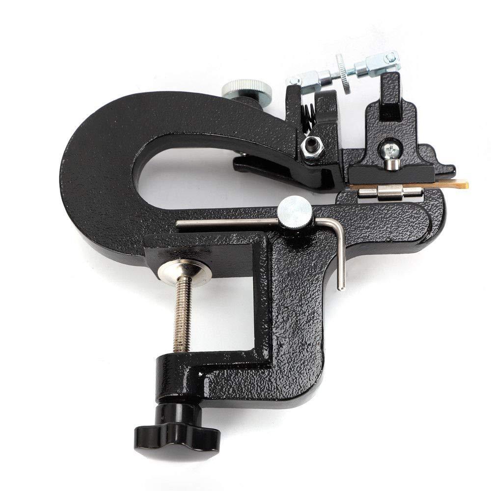 Aluminum Manual Leather Skiver Leather Paring Machine Leather Splitter