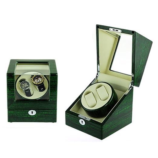 K-Y Caja Relojes Automaticos Watch Winder Reloj rotámetro ...
