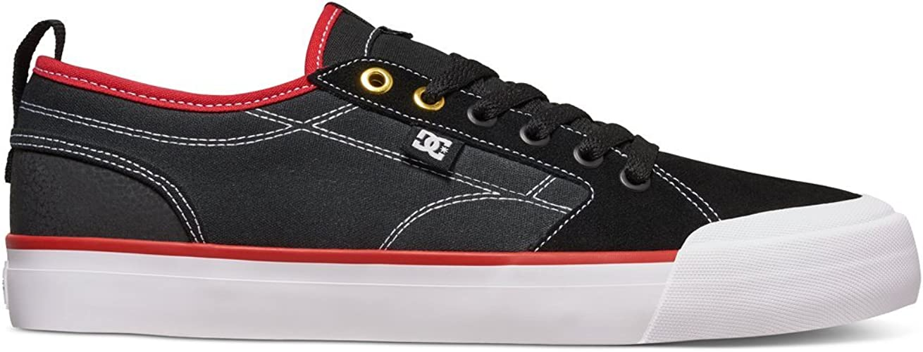 Amazon.com: DC Zapatos Hombres Zapatos Evan Smith S Skate ...