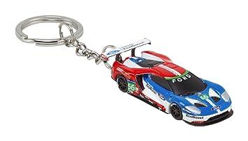 Wec Ford Gt Mini Car Keyring Keychain  World Endurance Championship Race Car