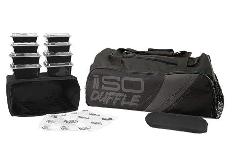 Amazon.com: Isoduffle - Bolsa de deporte (6 comidas ...