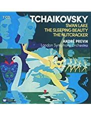 Tchaikovsky: Ballets (Swan Lake/ Nutcracker/Sleeping Beauty)(6Cd Box)
