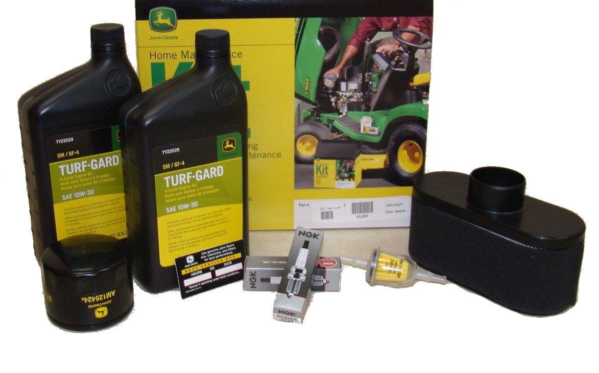 John Deere Original Equipment Filter Kit #LG265 by John Deere
