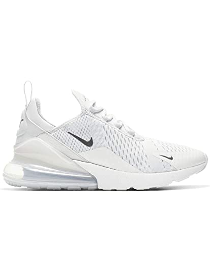Nike Air Max 270 'Pure Platinum Chrome Black Met'
