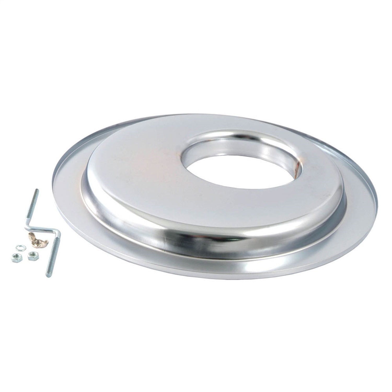 Spectre Performance 4768 14'' Offset Air Cleaner Base with Stud