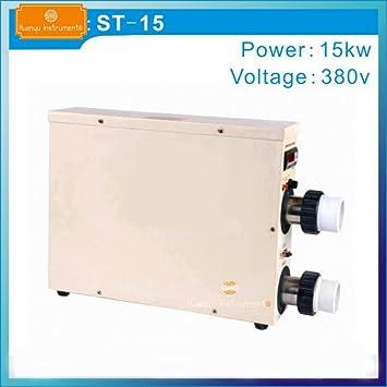 ST equipo comercial de piscina de agua eléctrico calentador termostato controlador de temperatura para Spa baño