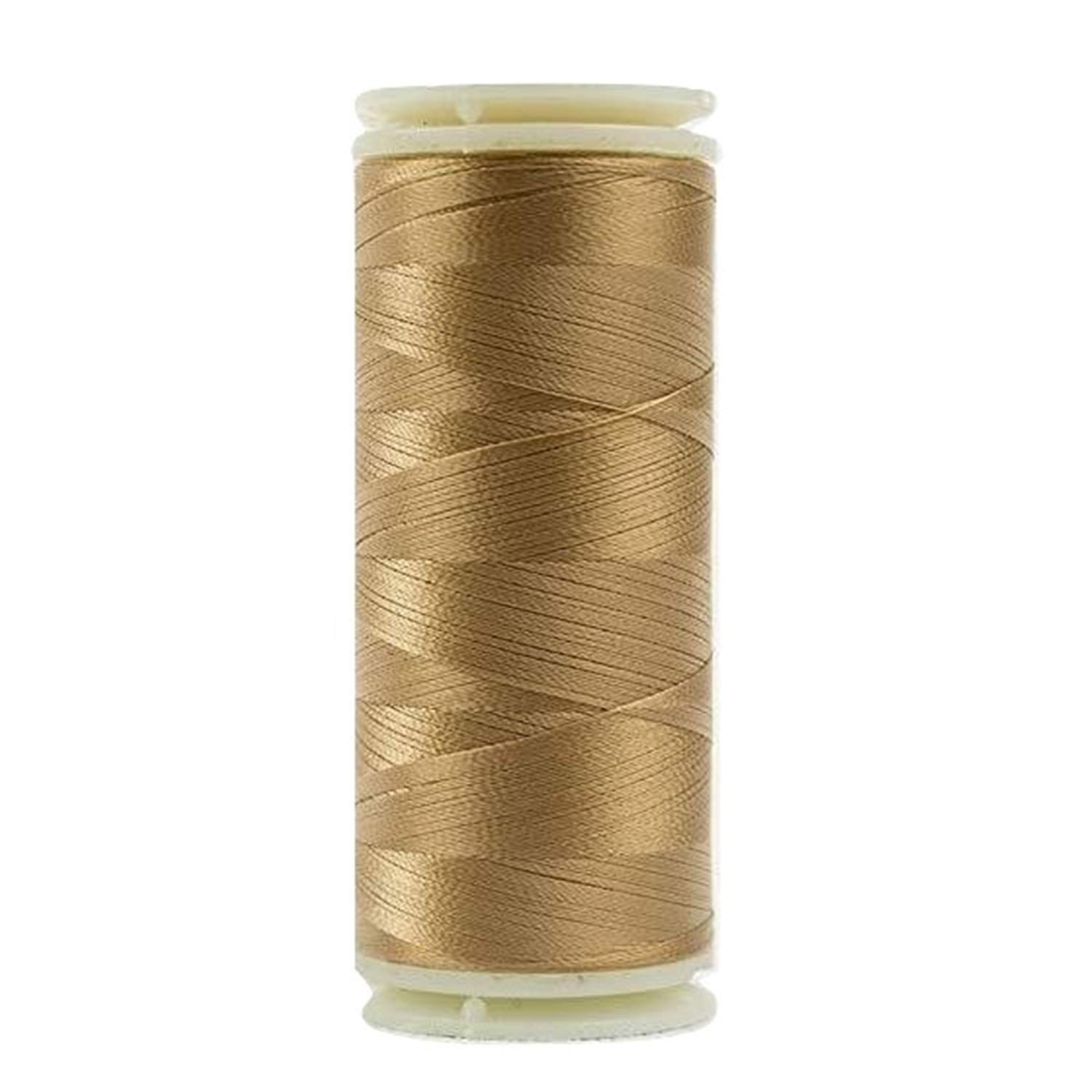 Silk-Like Thread for Fine Sewing WonderFil 100wt InvisaFil Pink Specialty Threads 2-Ply Cottonized Soft Polyester 400m