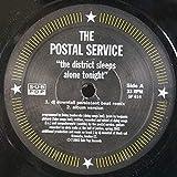 The Postal Service - The District Sleeps Alone Tonight - Sub Pop - SP 614
