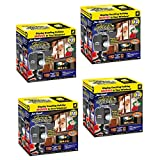 New 2017 Star Shower Window Wonderland Movie Projector by BulbHead (4 Pack)