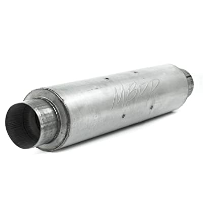 MBRP M1004A Universal Quiet Tone Muffler: Automotive
