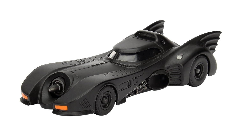 Amazon Com 1989 Batman Batmobile 1 32 By Jada 98226 Toys Games