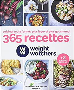365 Recettes Weight Watchers Legeres Gourmandes Pour Tous Amazon