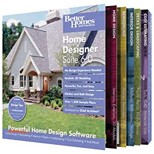 Better Homes And Gardens Home Designer Suite 6 0 Old Version Software