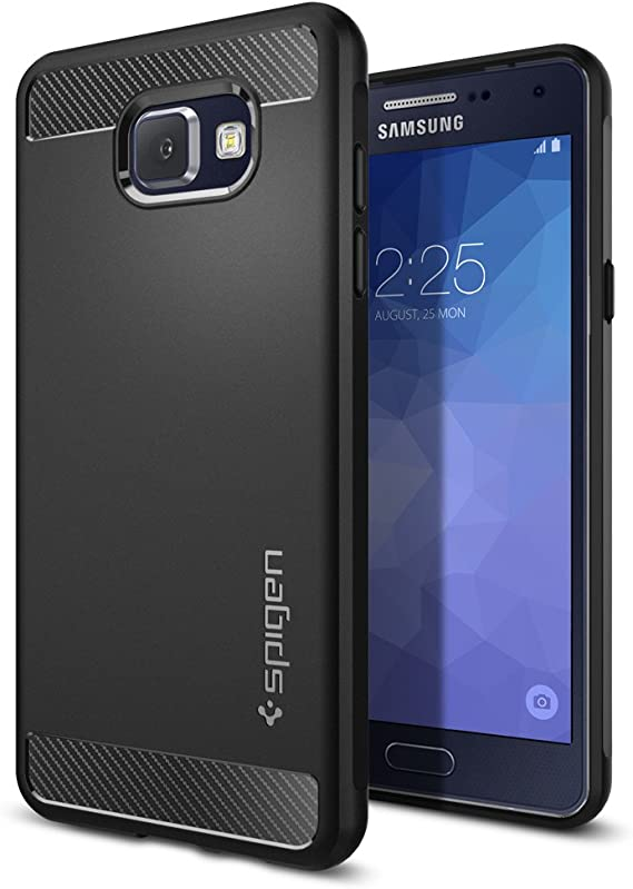 Spigen, Funda Compatible con Samsung Galaxy A5 2017 [Rugged Armor ...