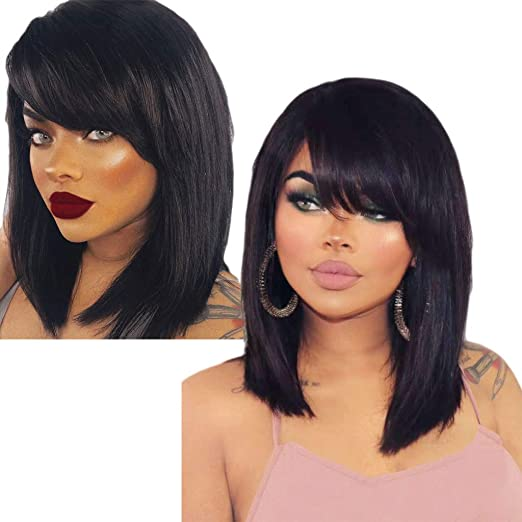 Straight Synthetic Hair Wigs Lace Front Wig For Women X-TRESS Fro Women