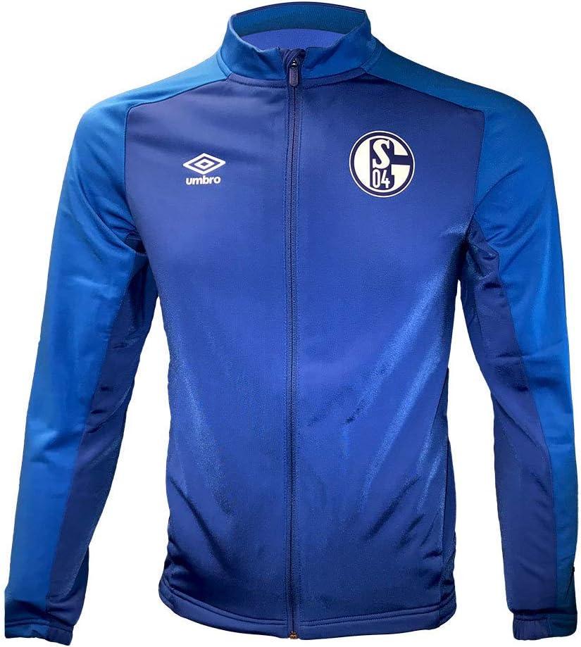 Fan Sport 24 Umbro FC Schalke 04 - Chándal de poliéster para niño ...