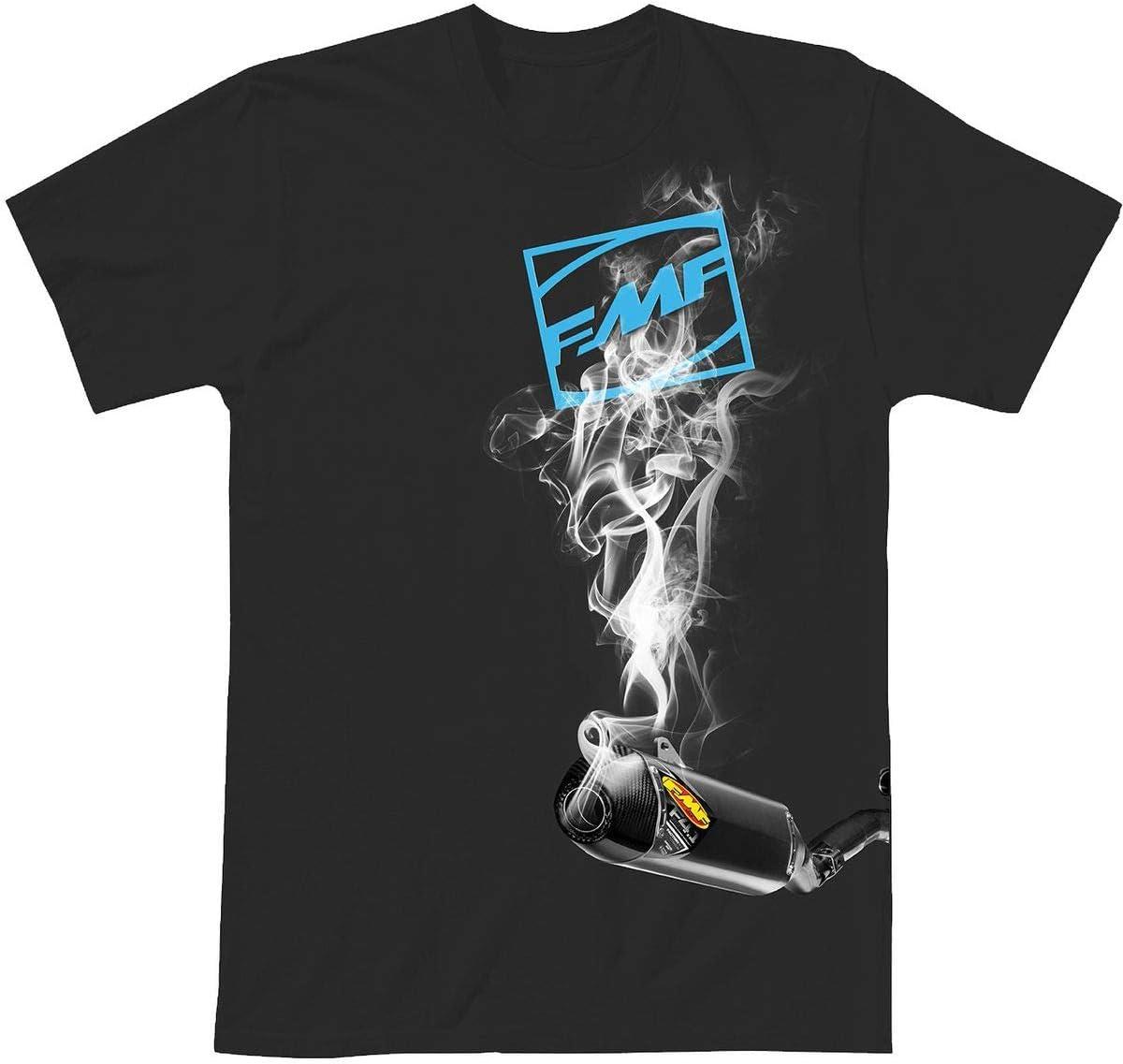 Black, Large FMF Racing Boxcage T-Shirt